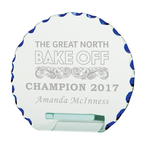 Quantom Jade Glass Award 1