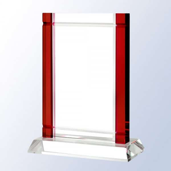 Red Deco Crystal Base