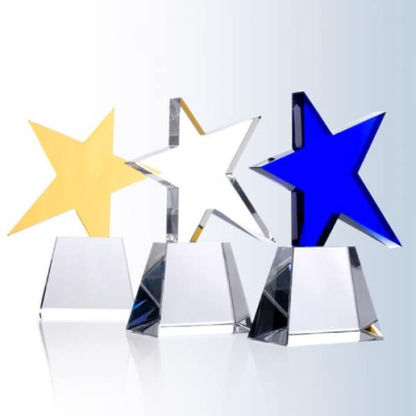 Meteor Award (Blue)