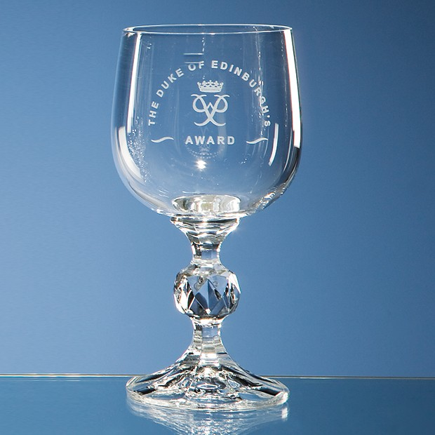 190ml Claudia Crystalite Wine Glass