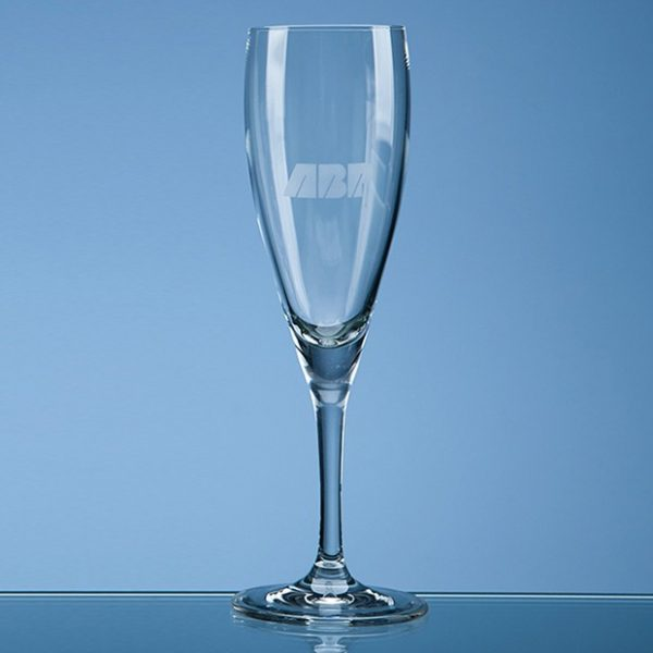230ml Roma Crystalite Champagne Flute 1