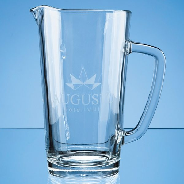 1ltr Straight Sided Water Jug 1
