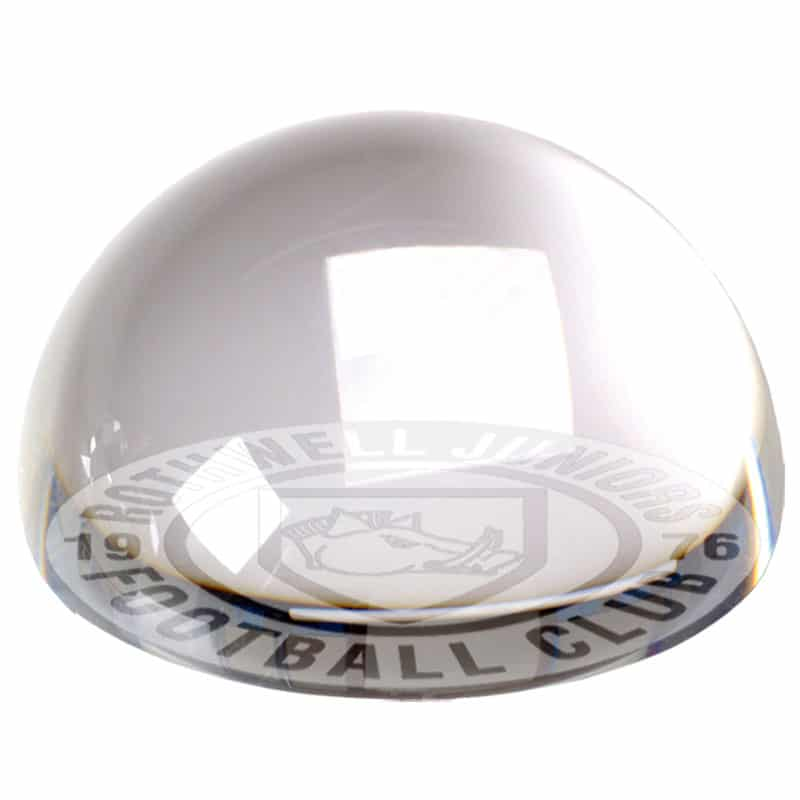 Dome75 Paperweight