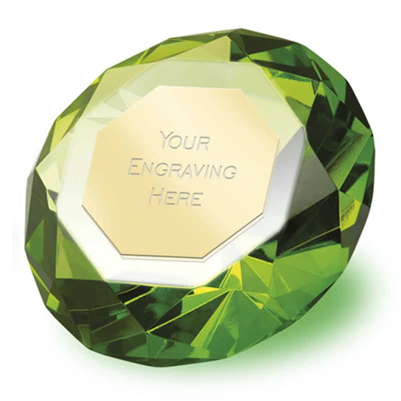 Clarity Green Diamond60